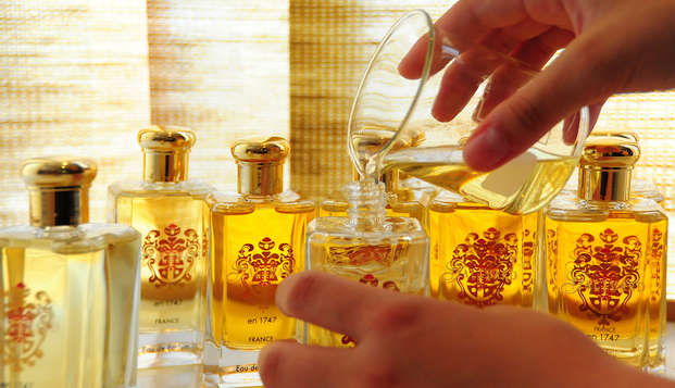 Perfumes en la Riviera Francesa cerca de Antibes