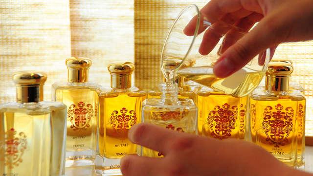 1 Atelier de création de parfum pour 2 adultes
