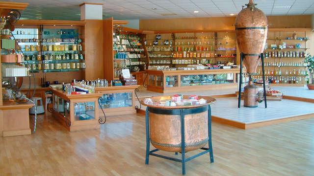 Escapada en Grasse con elaboración de perfumes en la perfumería Galimard
