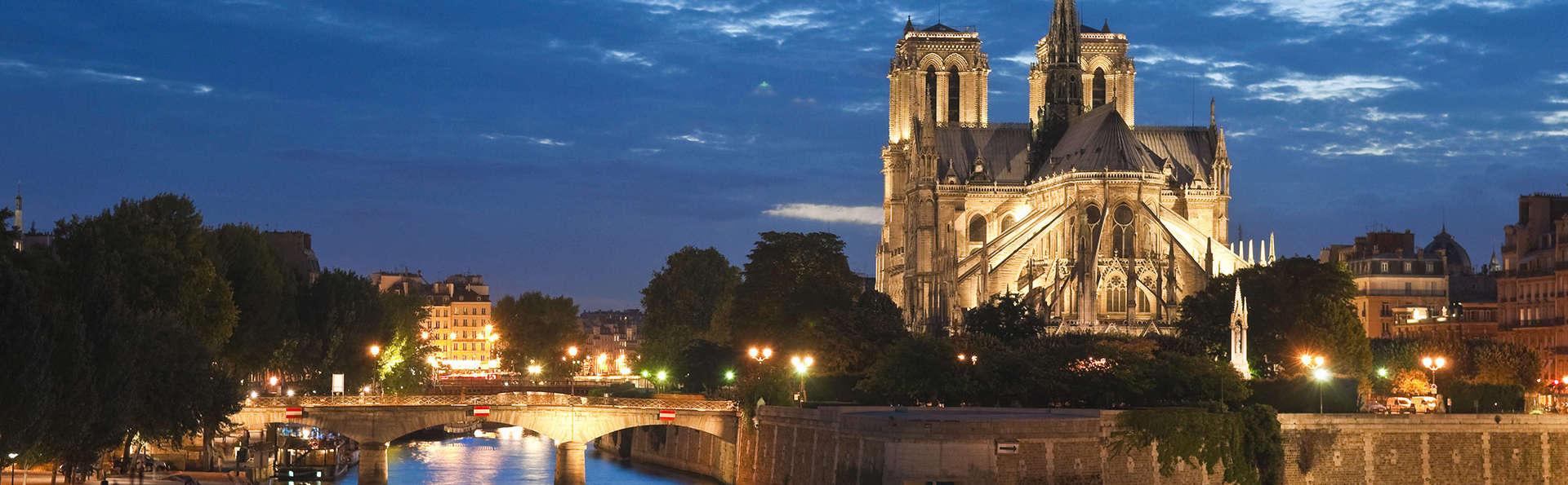 Citytrip aux portes de Paris avec croisière et apéro sur la Seine