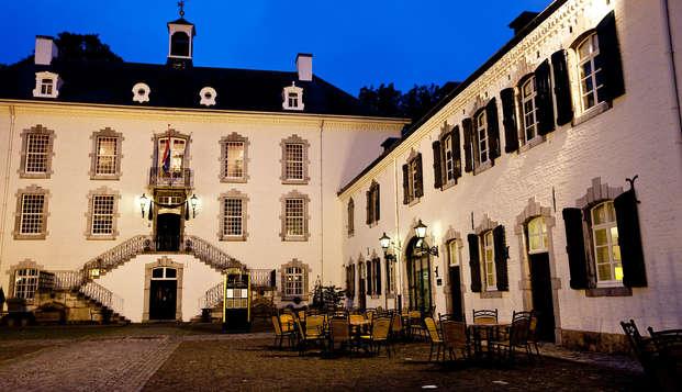Maximale pracht en praal in Zuid-Limburg met Junior Suite (B&B)