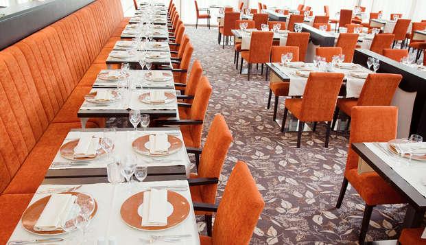 Luxe et plaisir gastronomique dans les collines pittoresques du Limbourg