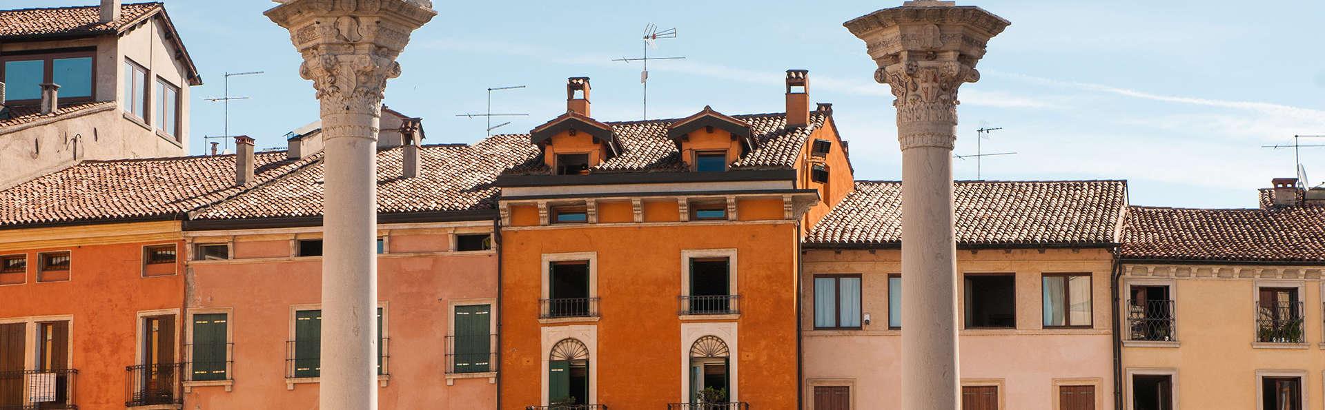 Visitez Vicence et séjournez dans un hôtel 4*