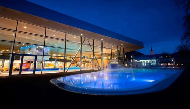 Relax en los baños termales de Bad Emser en Coblenza (2 noches)