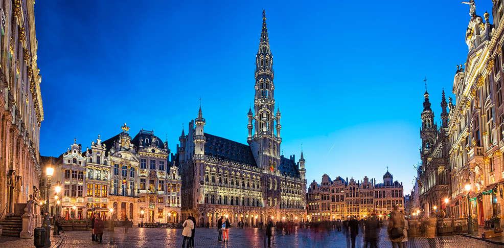 Brussels Marriott Hotel Grand Place 4 Brussel Belgi 235