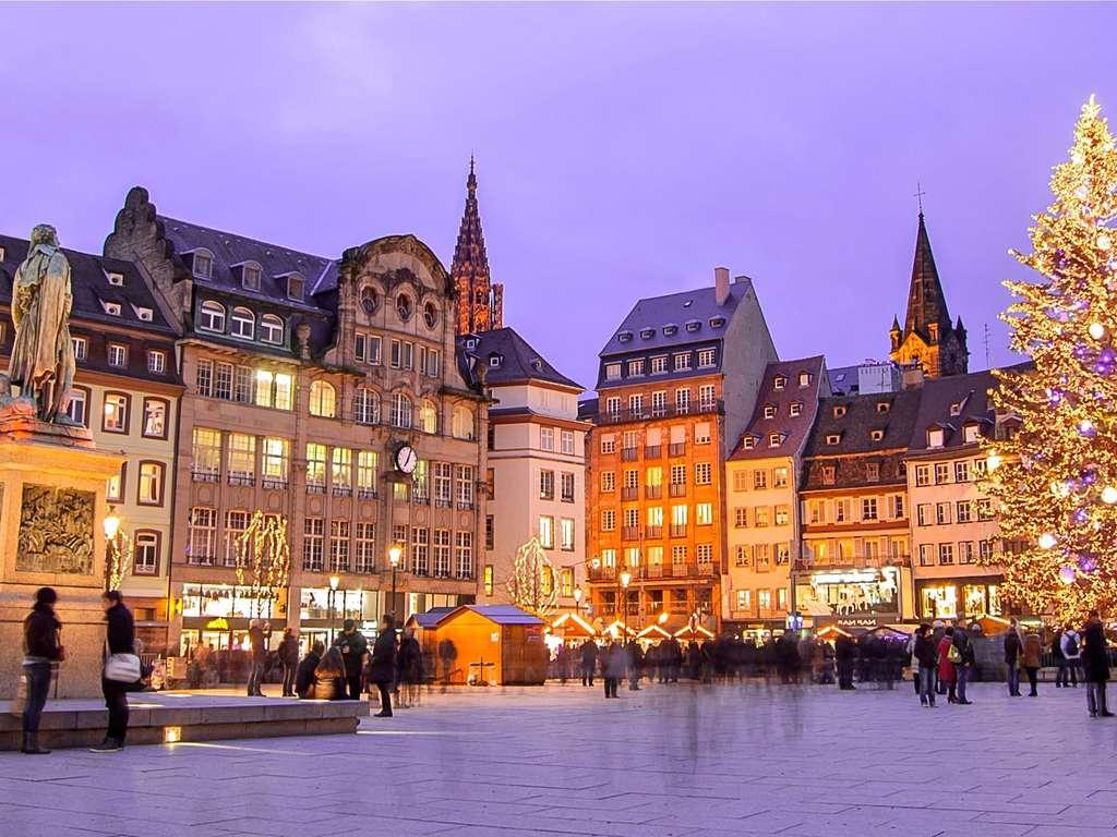 Séjour Alsace - Escapade Strasbourgeoise à quelques pas de l'Ill  - 3*