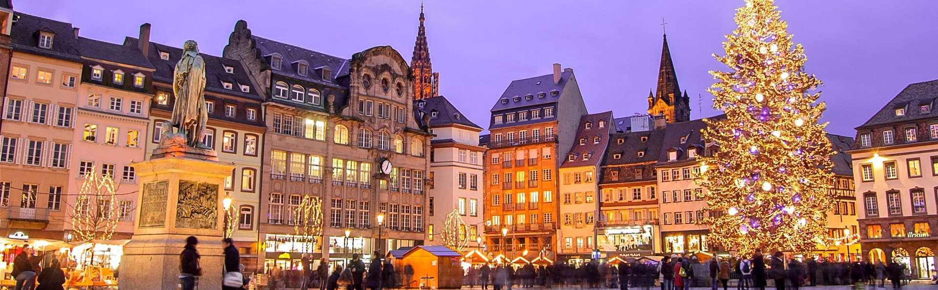 Découverte de Strasbourg en famille