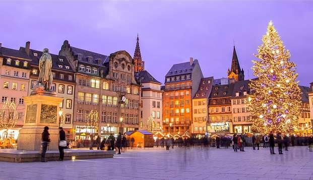 Escapade Strasbourgeoise à quelques pas de l'Ill
