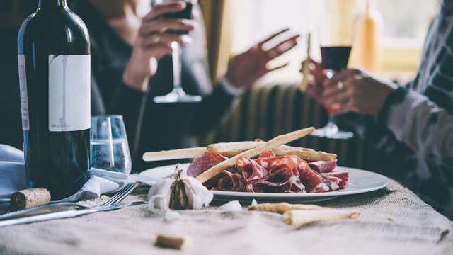 Escapada Gastronómica y Cultural con toque romántico