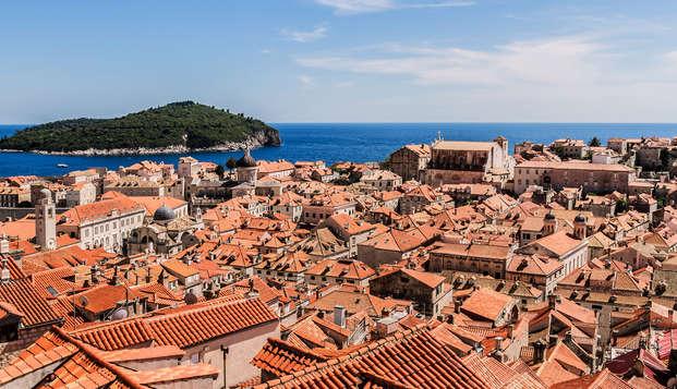 Zee, zon en halfpension in Dubrovnik (vanaf 2 nachten)