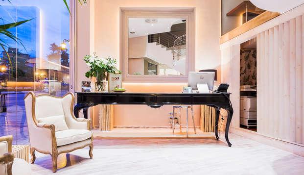 Escapada en Oviedo en un hotel de diseño