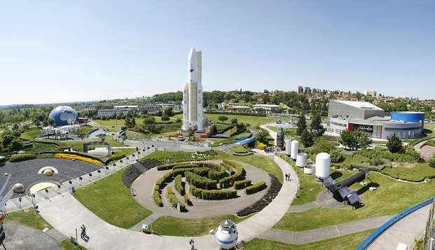 Descubre Toulouse y visita la Cité de l'Espace
