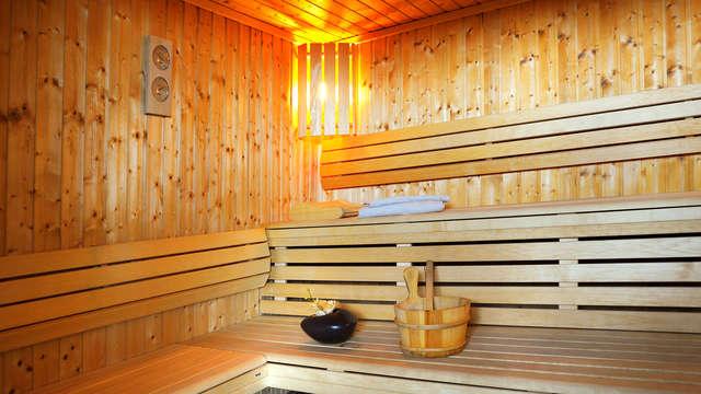 Nemea Toulouse Constellation - sauna