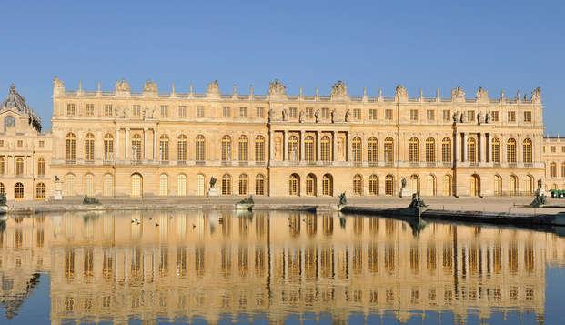 Escapada con entrada al Palacio de Versalles y al espectáculo Grandes Aguas Musicales