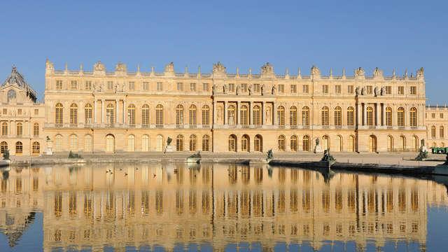 Week-end avec entrée au Château de Versailles et Grandes Eaux Musicales (Pass 1 Jour)