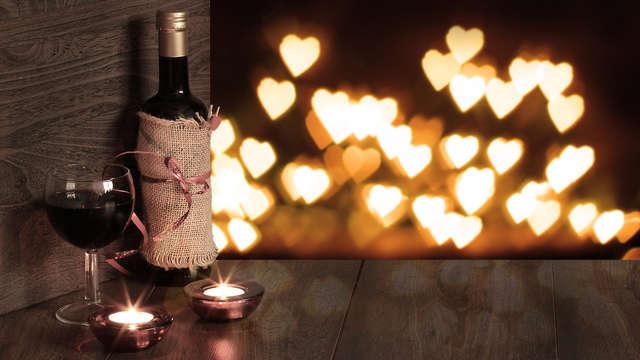 Demi-bouteille de vin