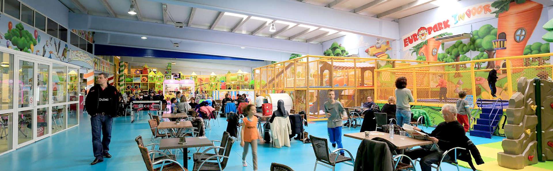 Week-end en famille près de Sète et entrées à l'Europark Indoor
