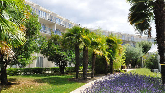 Westotel Nantes Atlantique - NEW gardenfront