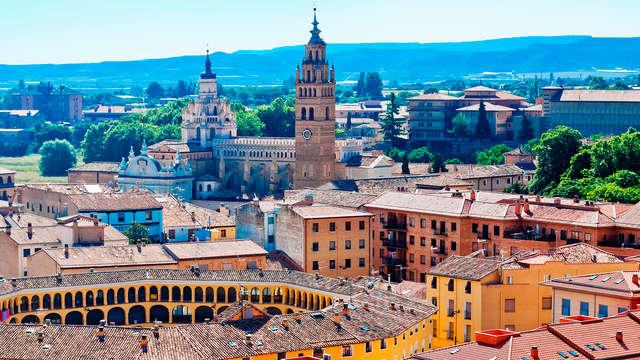 Offre Weekendendesk : hôtel exclusif au cœur de la Gran Vía de Zaragoza