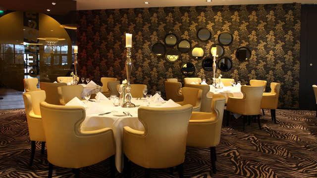 Romantiek & wellness in Maastricht inclusief diner (vanaf 2 nachten)
