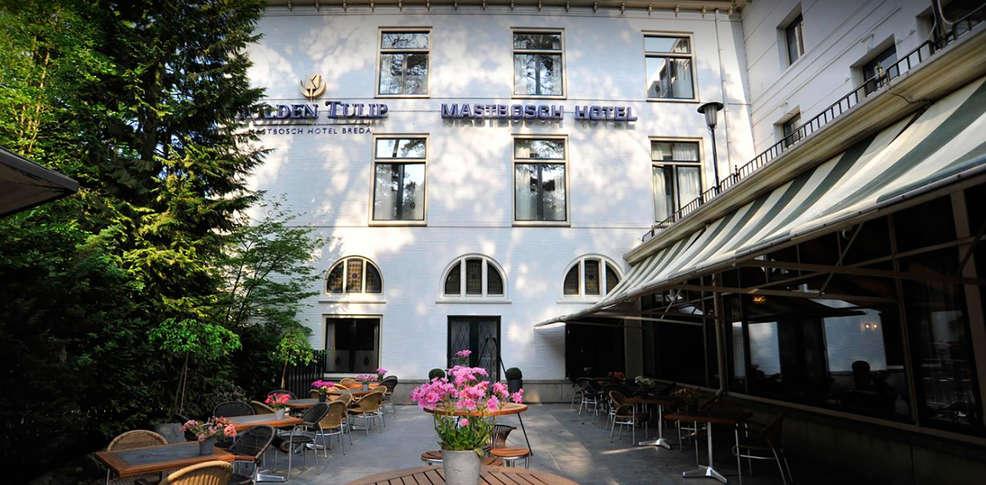 Hotel Brebant Paris Booking