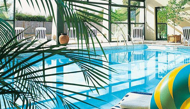 Venez profiter d'un séjour gourmand avec accès à l'espace détente au cœur d'un domaine exceptionnel