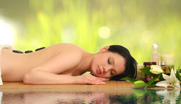 Escapade relaxante avec massage dans une charmante bâtisse entre Arles et Avignon