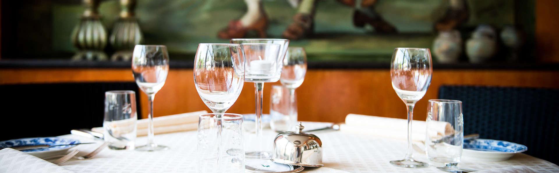 Petites vacances dans la province de Limbourg en chambre Deluxe avec dîner (à partir de 2 nuits)