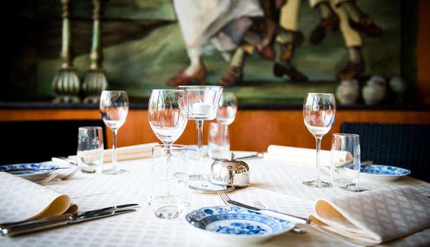 Minivakantie in een Deluxe kamer met diner in hartje Limburg (vanaf 2 nachten)