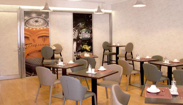 Arverna Citotel Vichy - restaurant