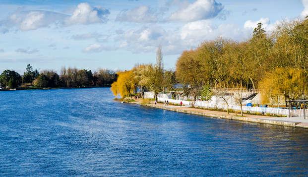 Découvrez la cité thermale de Vichy