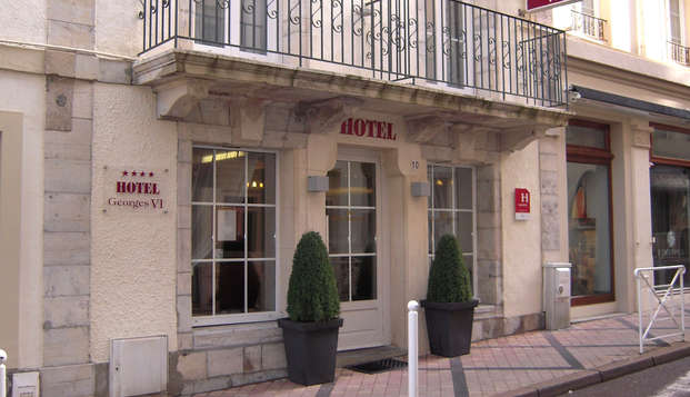 Hotel Georges VI - Biarritz - front