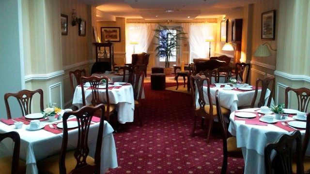 Hotel Georges VI - Biarritz - restaurant