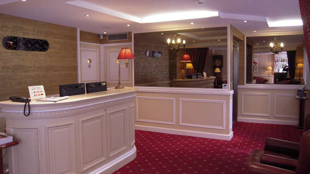 Hotel Georges VI - Biarritz - reception