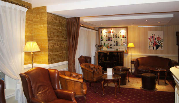 Hotel Georges VI - Biarritz - Salon-Bar