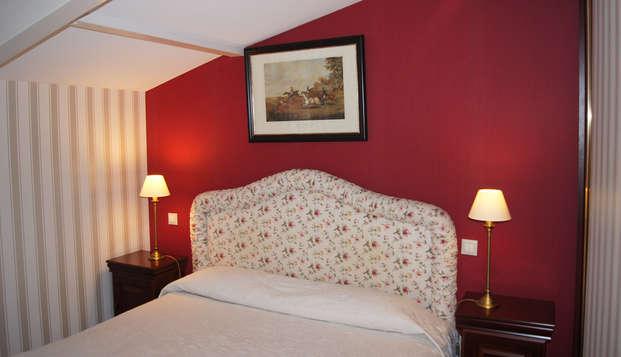 Hotel Georges VI - Biarritz - room