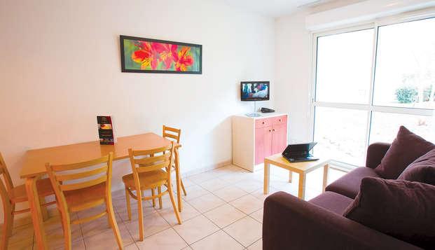 All Suites Appart Hotel Bordeaux Merignac - apartment
