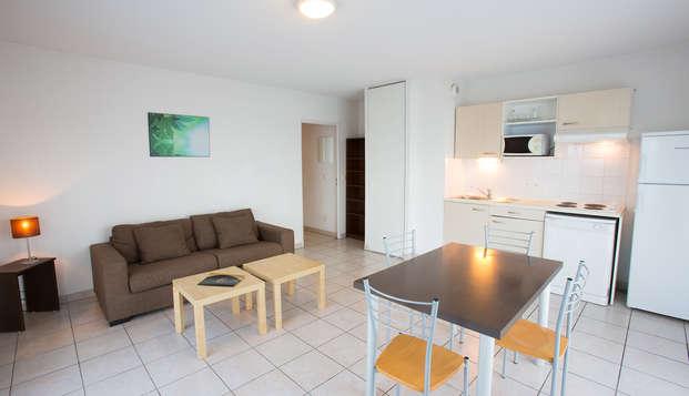 All Suites Appart Hotel Bordeaux Merignac - apartmetn