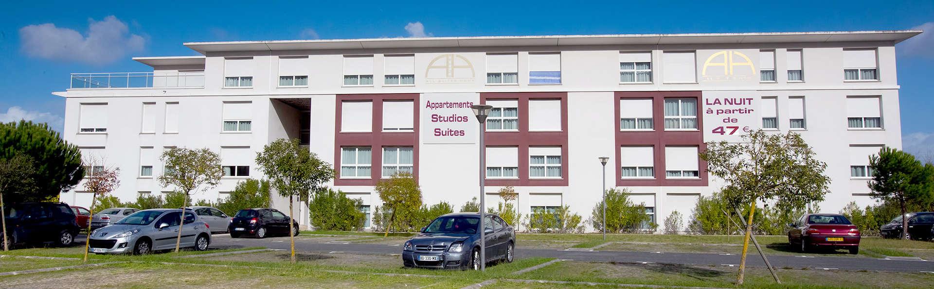 All Suites Appart Hotel Bordeaux Mérignac - Edit_Front.jpg