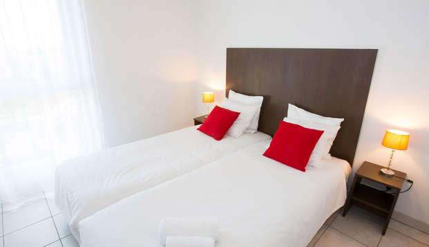 All Suites Appart Hotel Bordeaux Merignac - Room