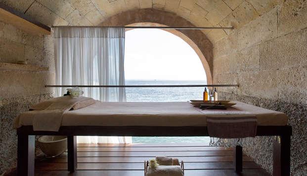 ¡Luxury & relax! Spa, masaje y piscina privada en la habitación ¿te vienes?