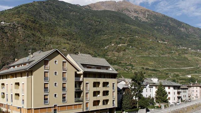 Fin de semana conociendo Tirano en Valtellina