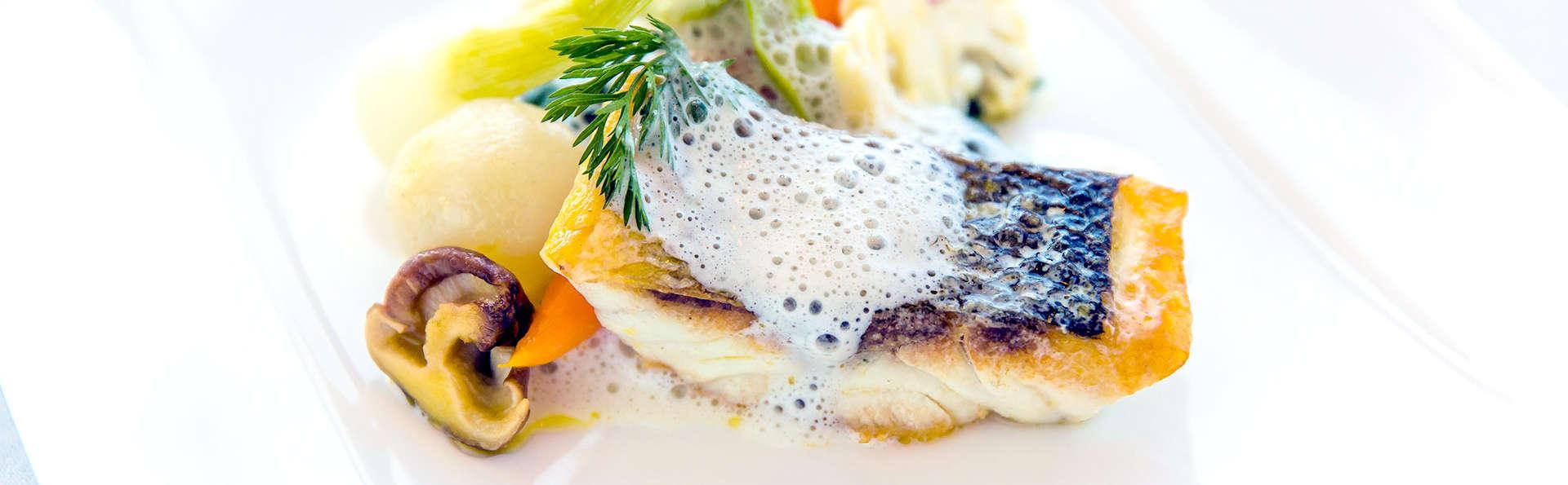 Bien-être et saveurs raffinées dans un superbe hôtel face à la mer aux Sables d'Olonne
