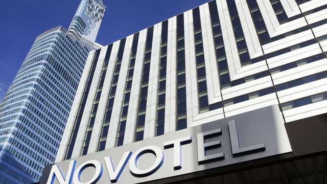 Novotel Paris La Defense - NPD - AbacaCorporatePierre Charriau