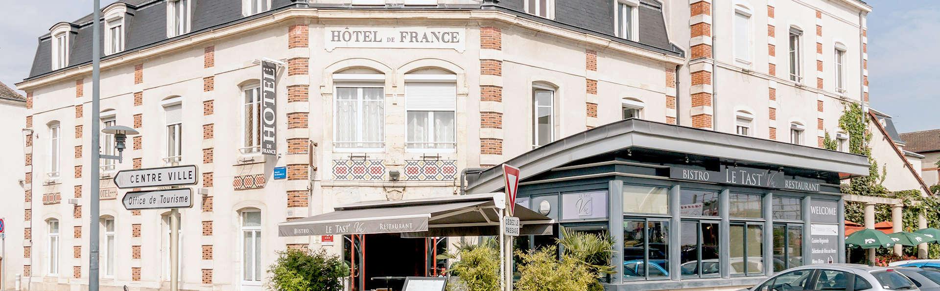 Hôtel de France Restaurant Tast'vin  - Edit_front.jpg