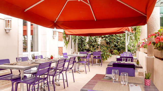 Hotel de France Restaurant Tast vin