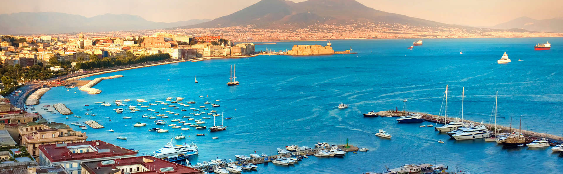 Paz y tranquilidad en Nápoles