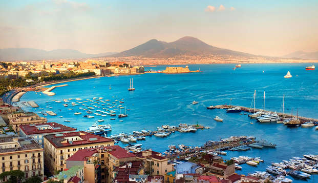Comfort en rust nabij Napoli