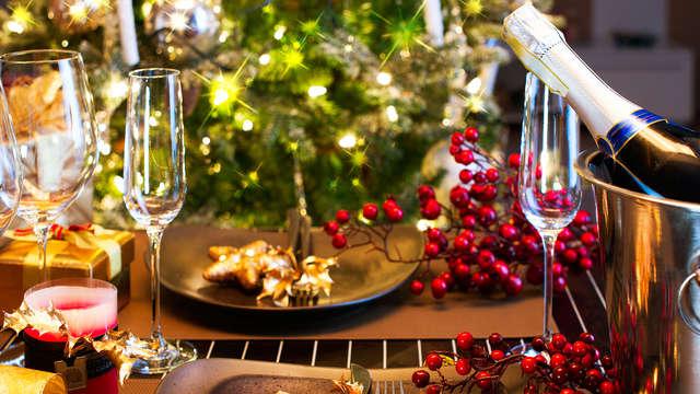 Kerstdiner 6 gangen voor 2 volwassenen