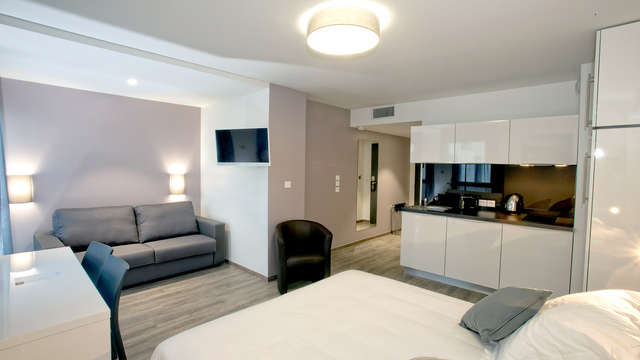 All Suites Appart Hotel Bordeaux-Pessac - Apartment